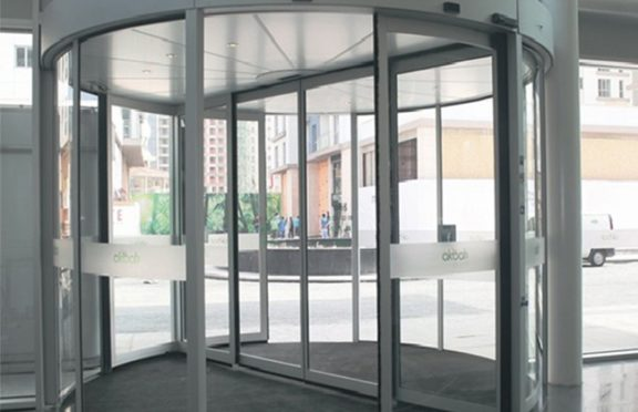 1568-Large-Revolving-Door